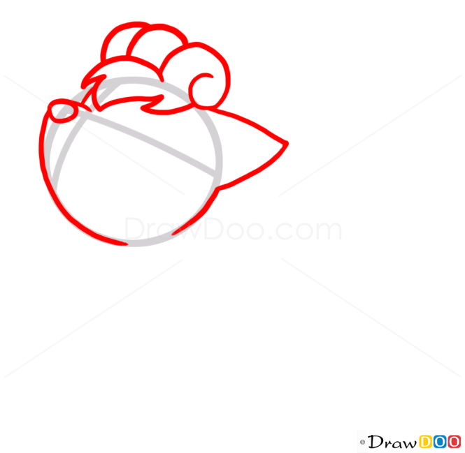 How to Draw Vulpix, Pokemons