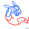 How to Draw Rayquaza, Pokemons