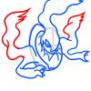 How to Draw Darkrai, Pokemons