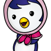 How to Draw Petty, Pororo Penguin
