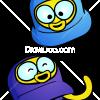 How to Draw Pipi and Popo, Pororo Penguin