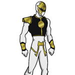 How to Draw White Ranger, Power Rangers
