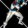 How to Draw Mercury Ranger, Power Rangers
