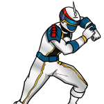 How to Draw Mercury Ranger, Power Rangers