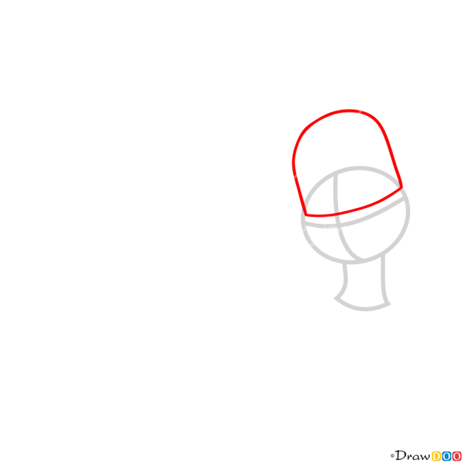 How to Draw Mojo Jojo, Powerpuff Girls