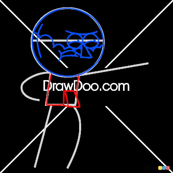 How to Draw Benson, Regular Show