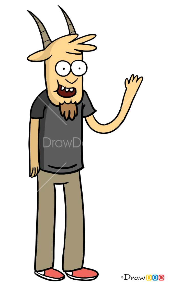 How to Draw Thomas, Regular Show