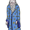 How to Draw The Wizard, Regular Show