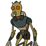 How to Draw Krombopulos, Rick and Monty