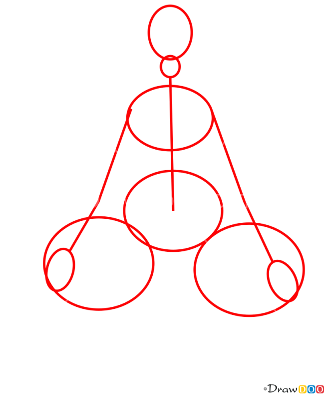 How to Draw Zenyatta, Robots