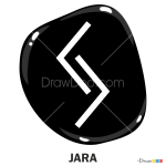 How to Draw Jara, Runes