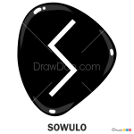 How to Draw Sowulo, Runes