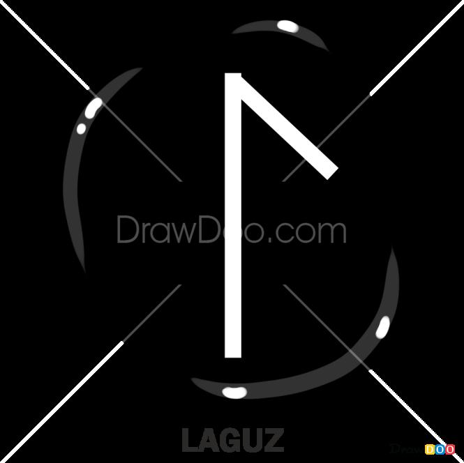 How to Draw Laguz, Runes