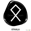 How to Draw Othala, Runes