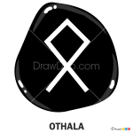 How to Draw Othala, Runes
