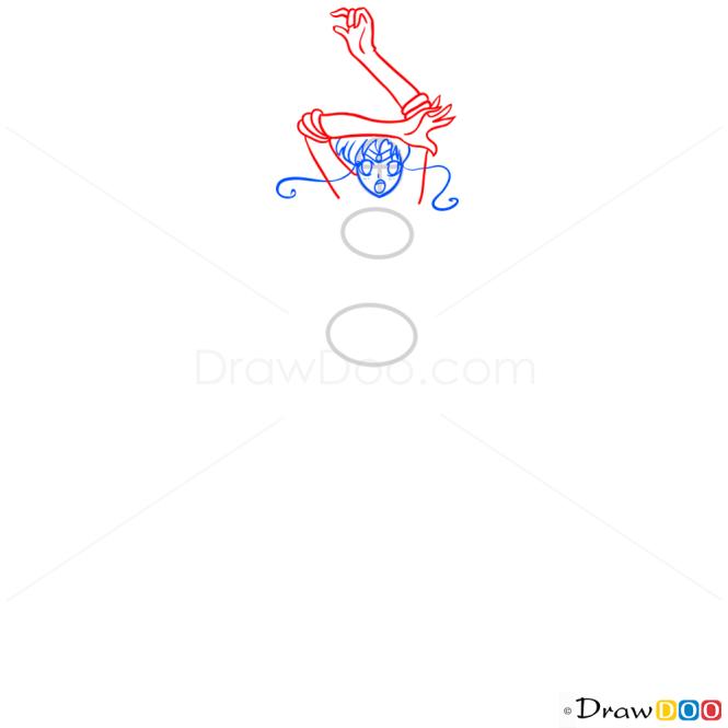How to Draw Sailor Jupiter, Sailor Moon