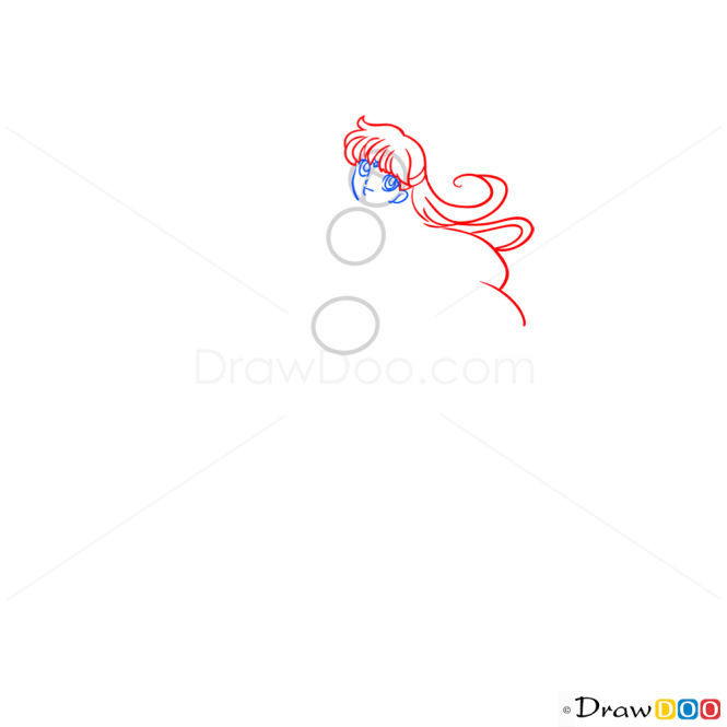 How to Draw Sailor Venus, Sailor Moon