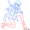 How to Draw Sailor Uranus, Sailor Moon