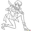 How to Draw Sailor Uranus, Sailor Moon