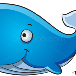 How to Draw Little Whale, Sea Animals