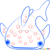 How to Draw Tiger Shark, Sea Animals