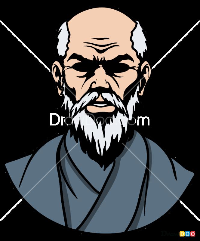 How to Draw Sensei, Shadow Fight