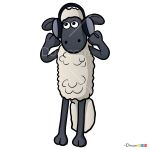 How to Draw Shaun the Sheep, Shaun the Sheep