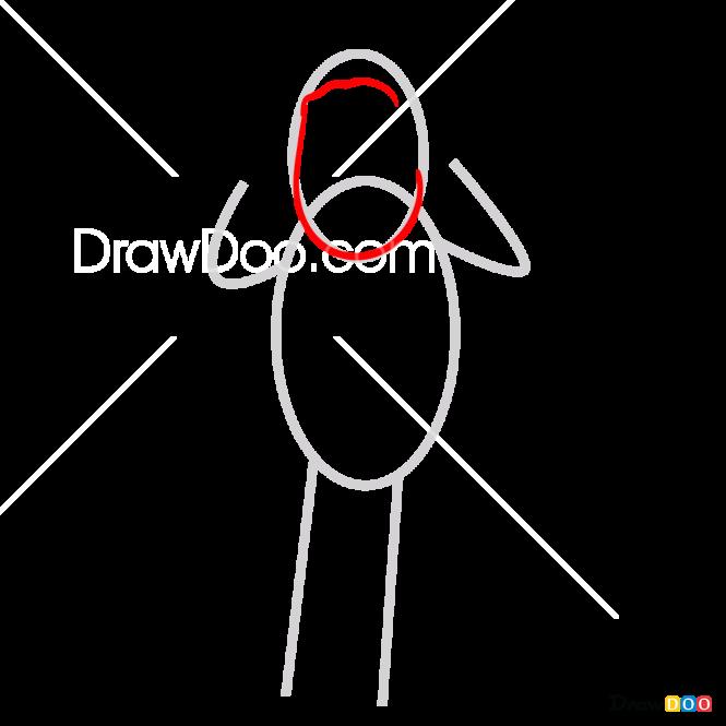 How to Draw Shaun the Sheep, Shaun the Sheep