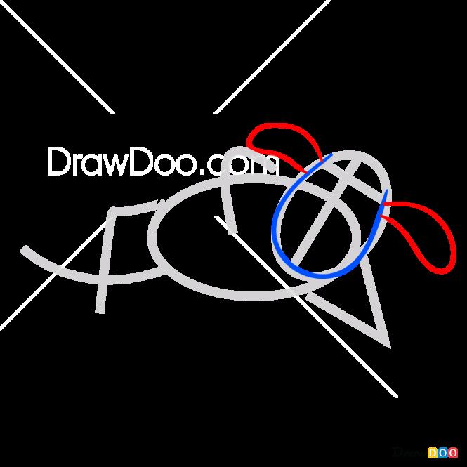 How to Draw Shaun, Shaun the Sheep