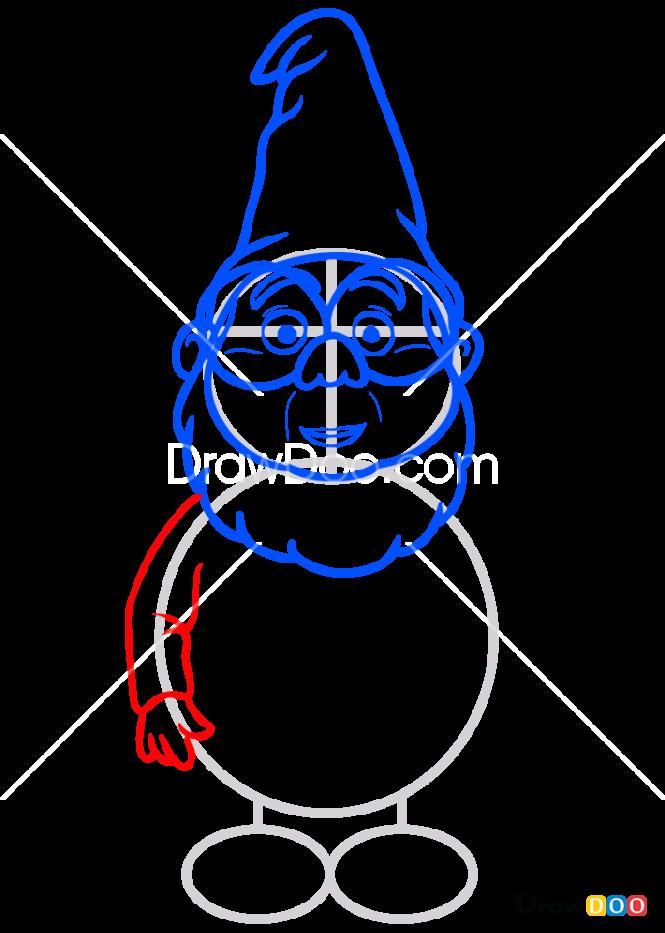 How to Draw Paris, Sherlock Gnomes