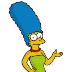 How to Draw Marge, The Simpsons
