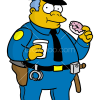 How to Draw Chief Wiggum, The Simpsons