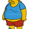 How to Draw Comic Book Guy, The Simpsons