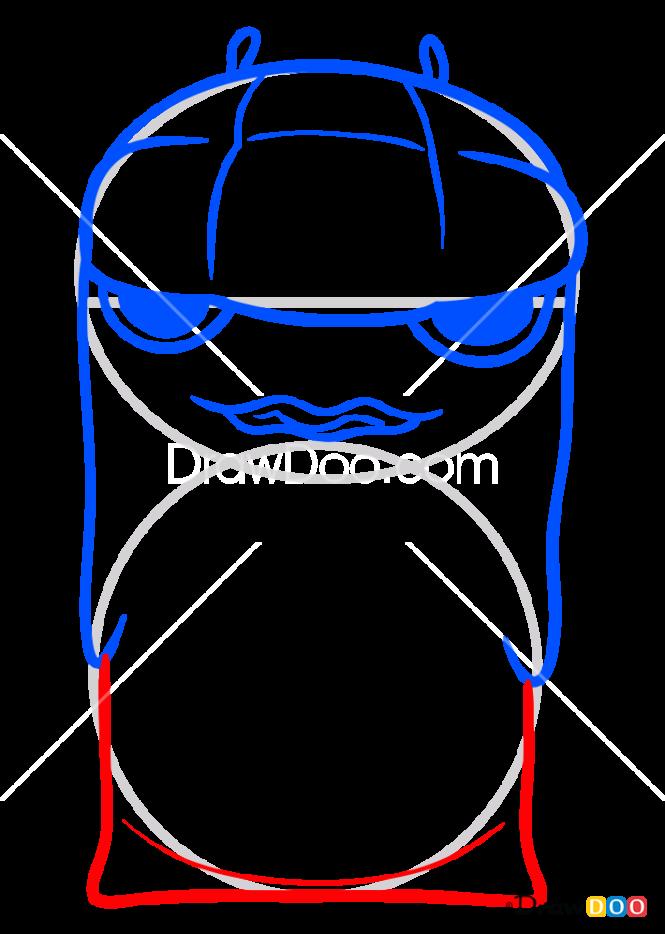 How to Draw Grenuke, Slugterra