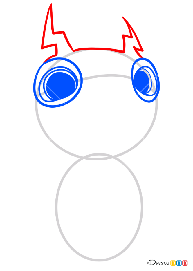 How to Draw Tazerling, Slugterra