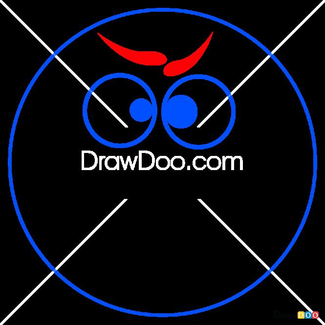 How to Draw Sad, Smilies