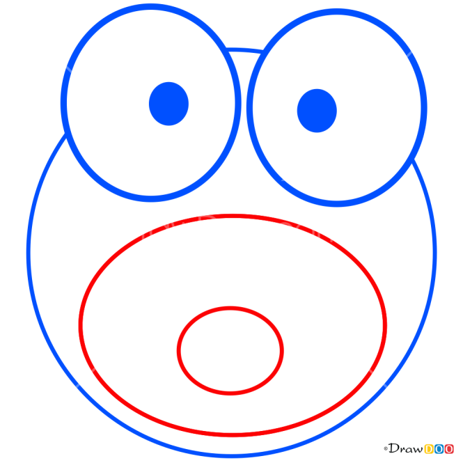 How to Draw Shocked, Smilies