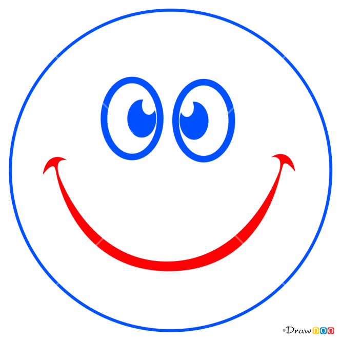 How to Draw Smile, Smilies