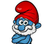 How to Draw Papasmurf, Smurfs