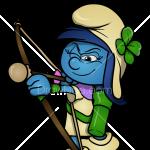 How to Draw Storm, Smurfs