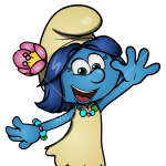 How to Draw Blossom, Smurfs