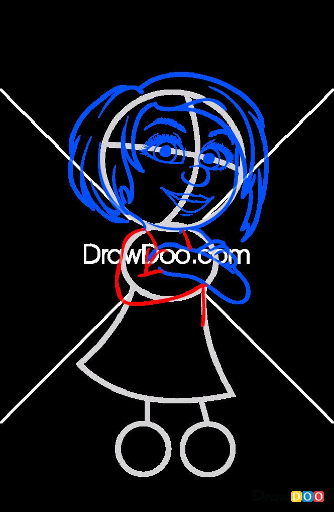 How to Draw Vexy, Smurfs