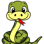 How to Draw Cartoon Snake, Snakes