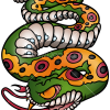 How to Draw Tattoo Snake, Snakes