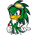 How to Draw Jet the Hawk, Sonic the Hedgehog