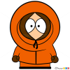 How to Draw Kenny, South Park