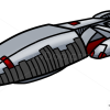 How to Draw Battlestar Galactica, Spaceships