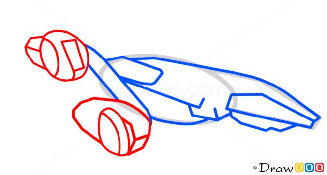 How to Draw Prometheus, Aliens, Spaceships
