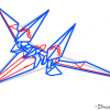How to Draw Arwing, Star Fox, Spaceships