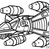 How to Draw Gunstar, Last Starfighter, Spaceships